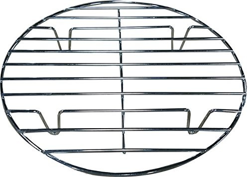 Bioexcel Round Steamer Rack 12.5 Inch Stainless Steel For Cooking - Choose Sizes 8 Inch To 20 Inch