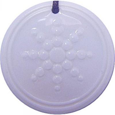 Bioexcel Quntum Pendant Classic Lava Ceramic White Pendant